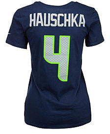 Nike Women's Steven Hauschka Seattle Seahawks Player Pride T-Shirt