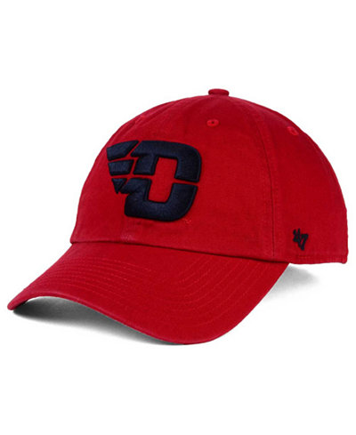 '47 Brand Dayton Flyers NCAA Clean-Up Cap