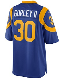 Nike Men's Todd Gurley Los Angeles Rams Game Jersey