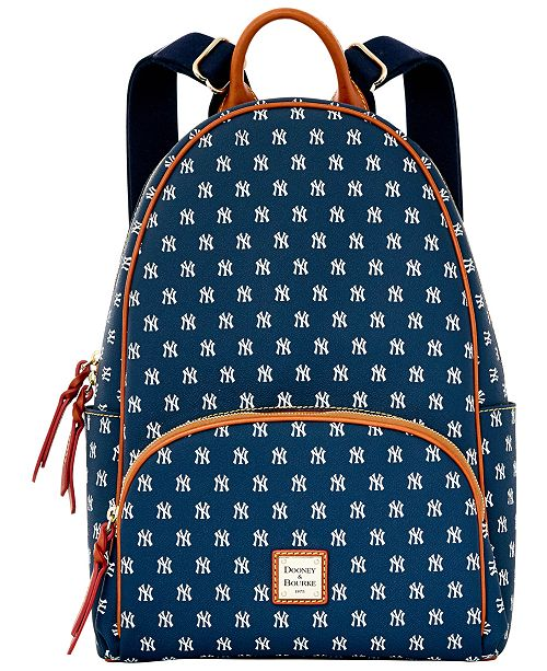 Dooney & Bourke Signature Backpack MLB Collection