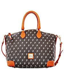 Dooney & Bourke Pittsburgh Pirates Satchel