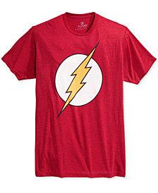 Bioworld Men's Flash Logo Graphic-Print T-Shirt