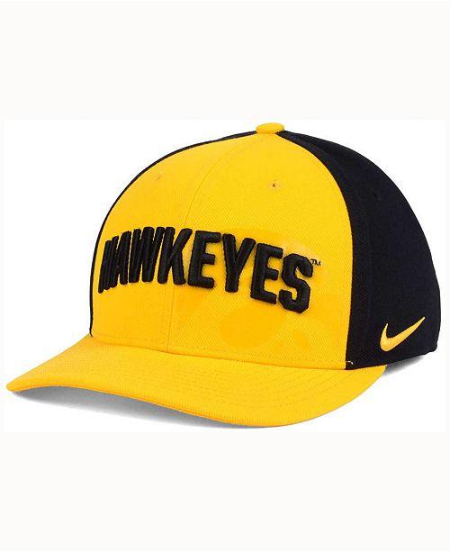 timeless design 8371b c4338 ... cheapest nike iowa hawkeyes classic 99 swoosh flex cap sports fan shop  by 6e502 784f1