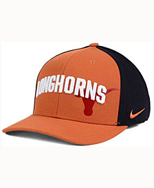 Nike Texas Longhorns Classic 99 Swoosh Flex Cap