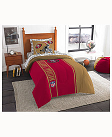 San Francisco 49ers 5-Piece Twin Bed Set