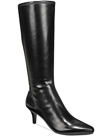 Noland Pointed-Toe Boots