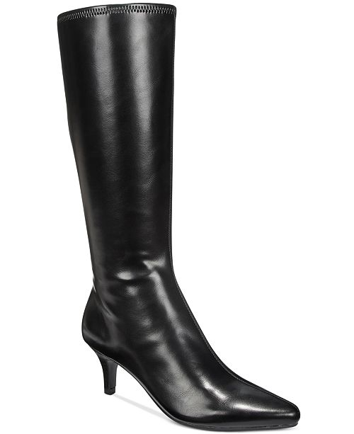 0b2e4c62b0ff Impo Noland Pointed-Toe Boots & Reviews - Boots - Shoes - Macy's