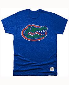 Retro Brand Men's Florida Gators Mock Twist Team Logo T-Shirt