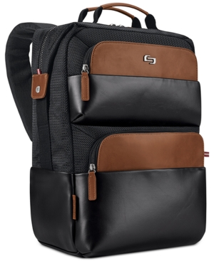 "Solo Fulton 15.6"" Backpack"