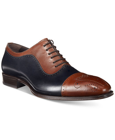 Mezlan Men's Alex Cap-Toe Oxfords, Only at