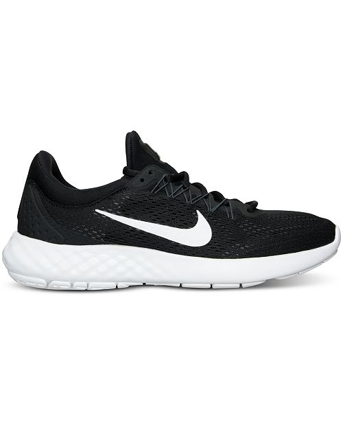 quality design d68c0 f47a2 ... authentic nike mens lunar skyelux running sneakers from finish line  finish line athletic shoes men macys