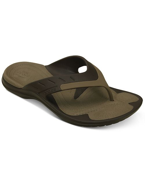 28ca2b9679e Crocs Modi Sport Flip Flop (Men) Amazon Sale Online Best Place Cheap Online  Outlet