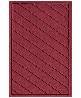 Water Guard Argyle 2'x3' Doormat