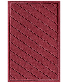 Water Guard Argyle Doormat