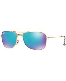 Ray-Ban Polarized Chromance Collection Sunglasses, RB3543 59