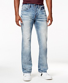 Men's King-X Slim-Bootcut Stretch Jeans