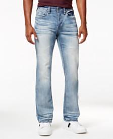 Buffalo David Bitton Men's King-X Slim-Bootcut Stretch Jeans