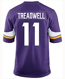 Nike Men's Laquon Treadwell Minnesota Vikings Game Jersey