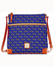 Dooney & Bourke Baltimore Ravens Crossbody Purse