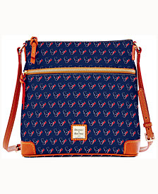 Dooney & Bourke Houston Texans Crossbody Purse