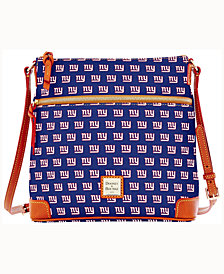 Dooney & Bourke New York Giants Crossbody Purse