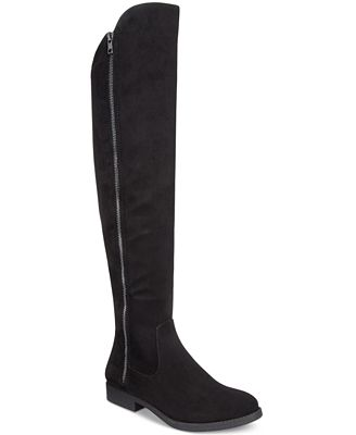 Style & Co. Hadleyy Wide-Calf Over-The-Knee Boots, Only at Macy's ...