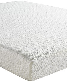 Sleep Trends Mina 8 Classic Memory Foam Firm Top Mattresses Quick Ship
