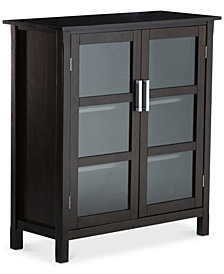 Rockville Medium Storage Cabinet, Quick Ship