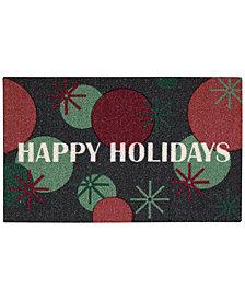 CLOSEOUT! Nourison Happy Holidays Accent Rug