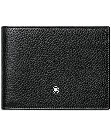 Meisterstück Black Soft Grain Wallet 113305