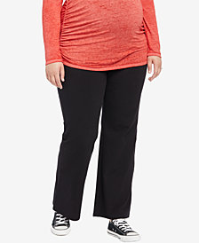 Motherhood Maternity Plus Size Yoga Pants