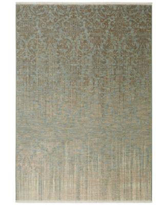 Titanium Tiberio Seaglass 8' x 11' Area Rug