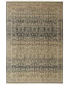 "Karastan Titanium Verta Gray 9'4"" x 12'9"" Area Rug"