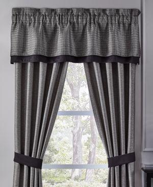 "Croscill Oden Straight 70"" x 20"" Window Valance Bedding 2935705"