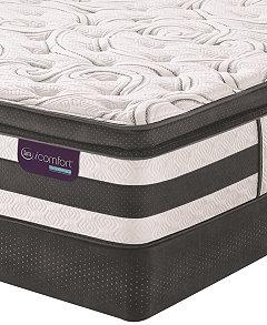 Icomfort Hybrid Advisor 15 Plush Pillowtop Mattress Queen
