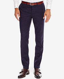 BOSS Men's Extra-Slim-Fit Virgin Wool Dress Pants