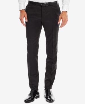 Boss Men's Extra-Slim-Fit Virgin Wool Dress Pants