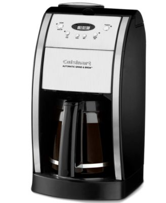 Cuisinart DGB550BK Grind Brew 12Cup Automatic Coffee Maker