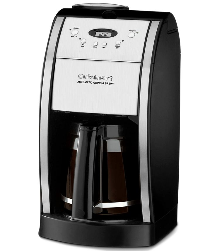 Cuisinart - Grind and Brew 12-Cup Automatic Coffee Maker