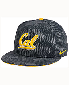 Nike California Golden Bears Anthracite Snapback Cap