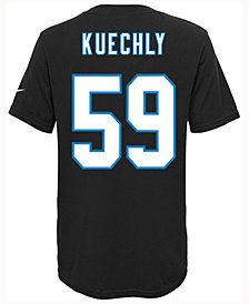 Nike Luke Kuechly Carolina Panthers Pride Player T-Shirt, Big Boys (8-20)
