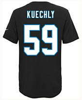 08fb1de95 Nike Luke Kuechly Carolina Panthers Pride Player T-Shirt, Big Boys (8-