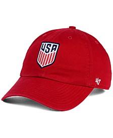 USA Crest CLEAN UP Cap