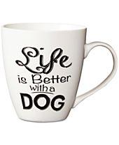 Pfaltzgraff Life Is Better With A Dog Mug