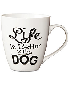 Pfaltzgraff Life Is Better With A Dog Mug