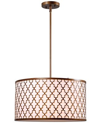 Kenroy Home Tripoli Pendant Light
