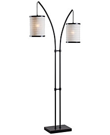 Kenroy Home Lanterna Floor Lamp