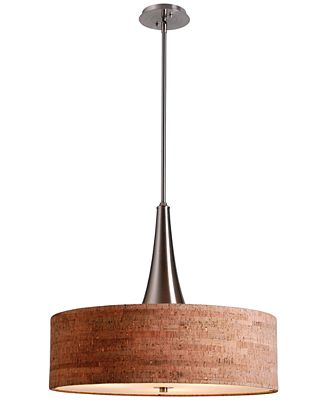 Kenroy Home Bulletin 3-Light Pendant