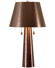 Kenroy Home Atlas Table Lamp