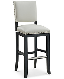 Jaxon Bar Height Stool, Quick Ship